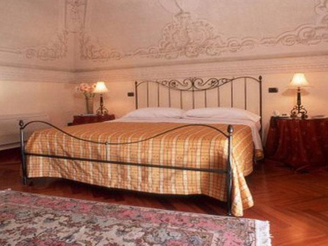 Camera da letto della Grand Suite