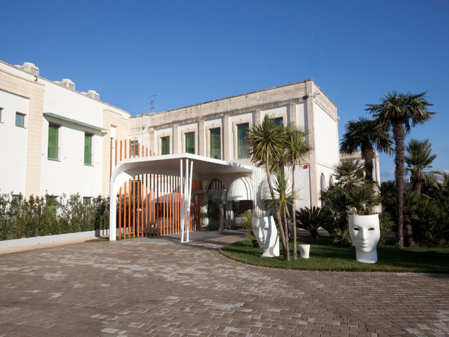 Arthotel & Park categoria 4 stelle a Lecce