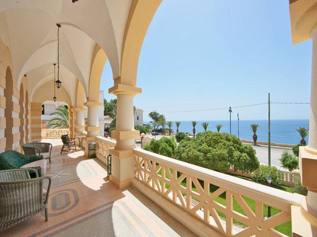 Hotel residence selenia 4 stelle a castro marina salento - Ristorante bagno marino archi ...