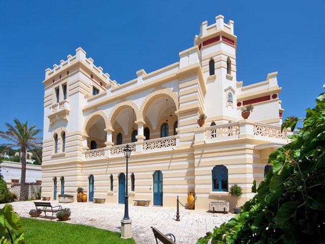 Residence Villa Raffaella a Santa Cesarea Terme nel Salento