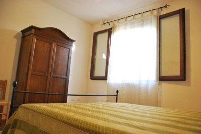Seconda camera da letto matrimoniale