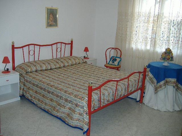 Terza camera da letto matrimoniale