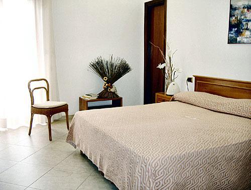Camera matrimoniale dell'Hotel