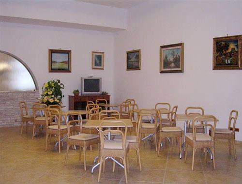 Sala relax del Joli Park Hotel