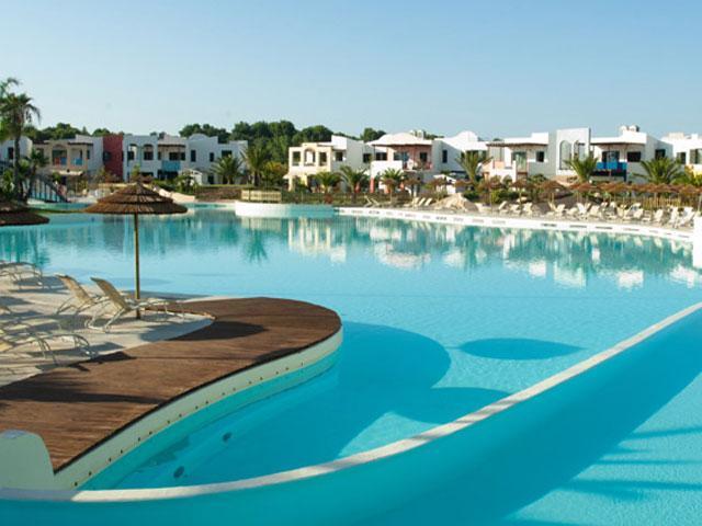 Villaggio dei Turchesi a Castellaneta Marina