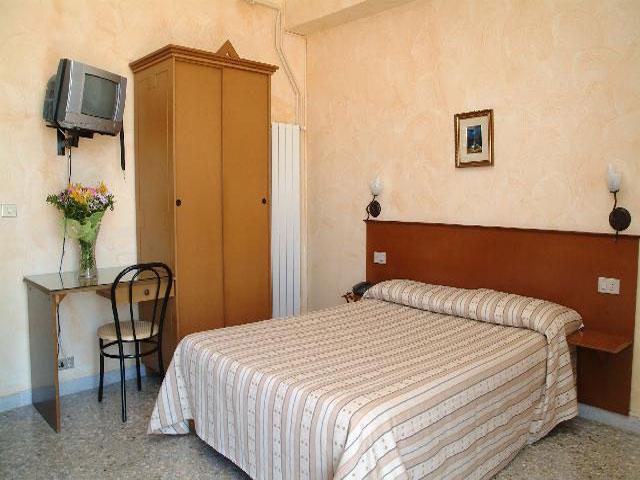 Camere da letto matrimoniale dell'Hotel Bellavista
