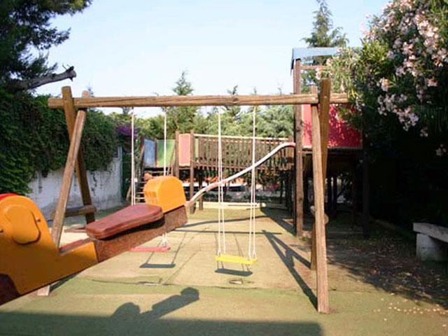 Parco - giochi per i bambini