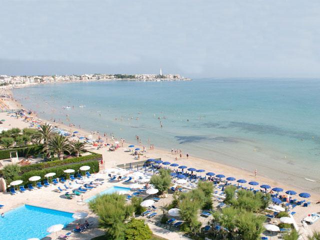 Hotel del Levante situato a pochi metri dal mare