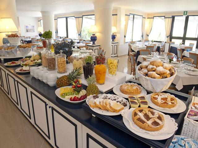 Buffet prima colazione
