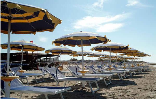 Spiaggia attrezzata convenzionata