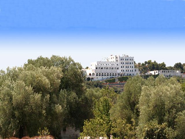 Hotel Incanto a Ostuni immerson nel verde