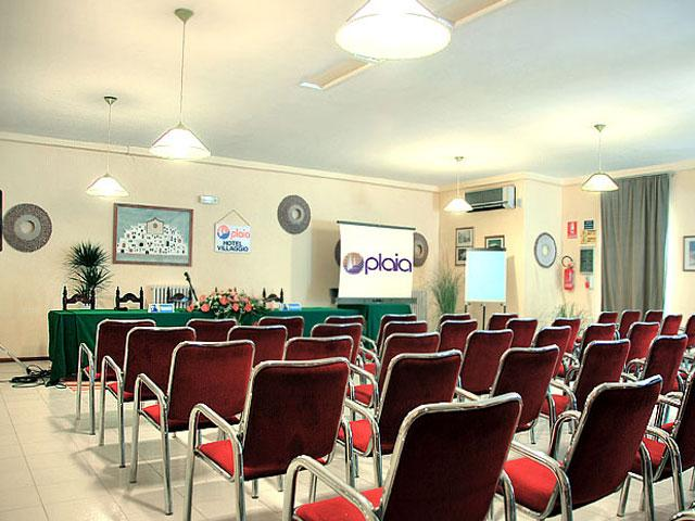 Congressi all'interno dell'Hotel Plaia