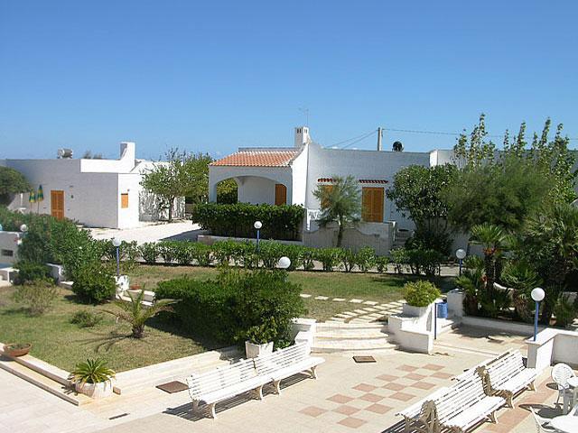 Unita' abitative presenti all'interno del Villaggio Residences Plaia