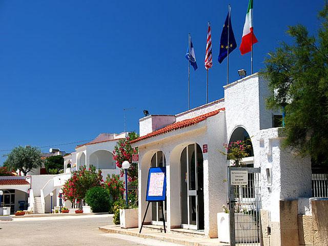 Villaggio Hotel Plaia in Puglia