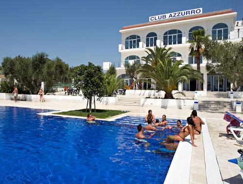 Hotel Club Azzurro a Porto Cesareo