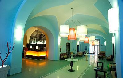 CafeGallery - Hotel il Tabacchificio
