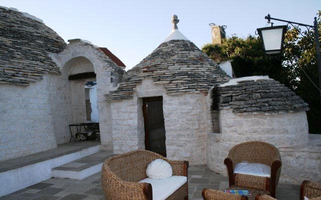 Trulli in affitto nel Residence Trullidea ad Alberobello