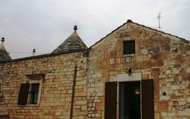 Esterni del Residence Resort Trullidea in Puglia