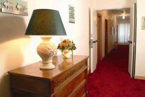 Interni dell'Hotel degli Aranci