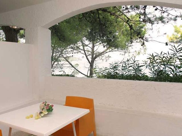 Spazi esterni dei trilocali in affitto nel Resiedence Gattarella