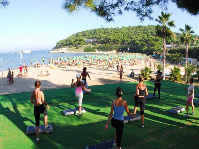 Sport - Hotel Gattarella a Vieste