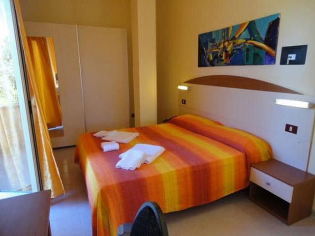 Camere dell'Hotel Parco del Sole