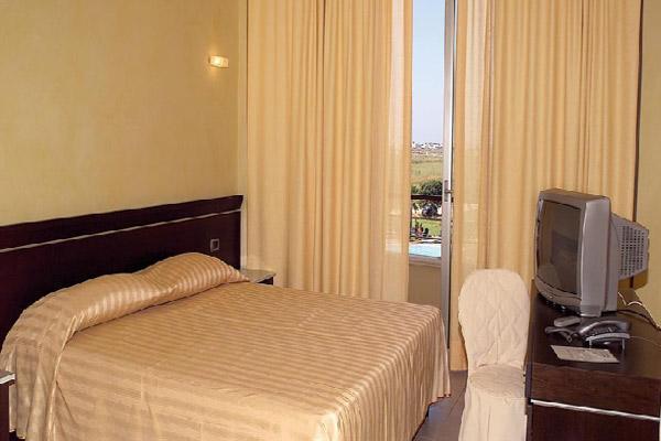 Camere dell'Hotel Esperia