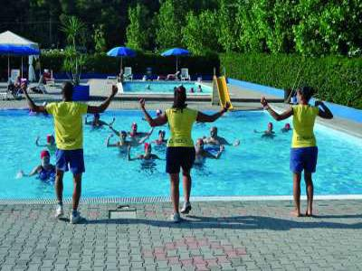 Piscina - Camping Village 5 stelle