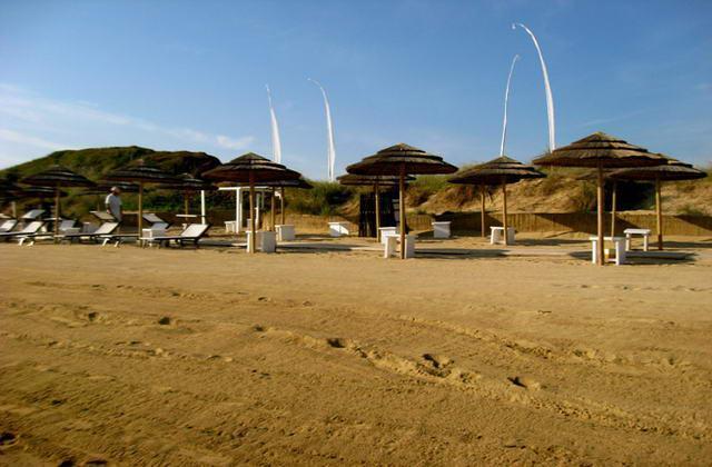 Spiaggia di sabbia a soli 4 Km dalla struttura ricettiva