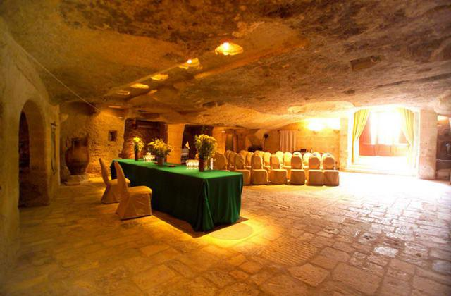 Sala conferenze - Masseria Torre Coccaro