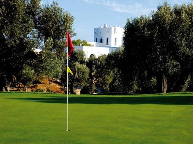 Golf - Masseria Torre Maizza