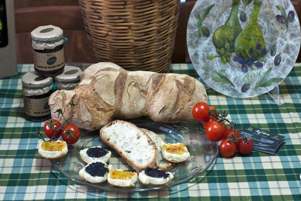 Degustazione prodotti tipici del Salento
