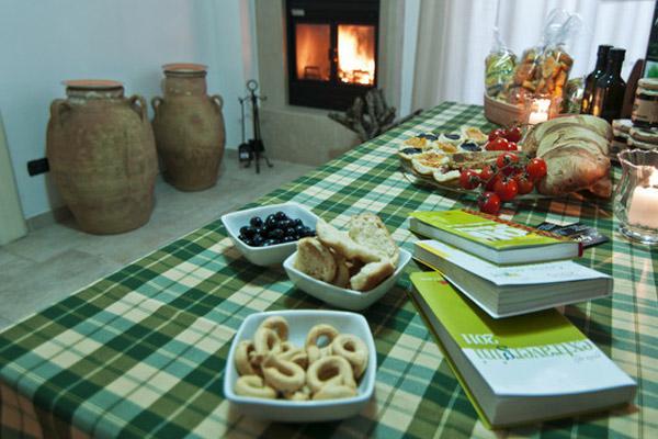 Degustazione di prodotti tipici del Salento