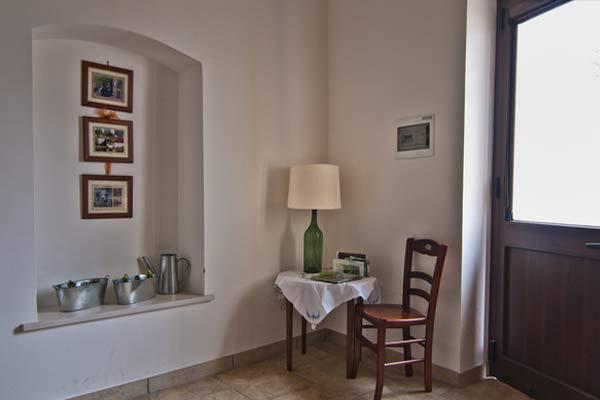 Appartamento arredato con gusto in affitto a Presicce