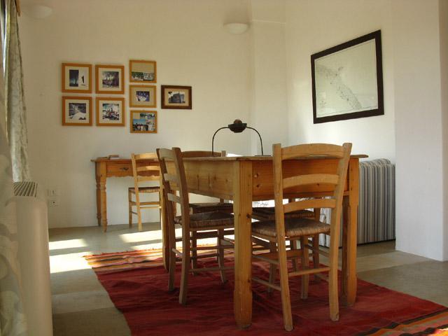 Interni degli appartamenti in affitto all'interno dell'antica dimora