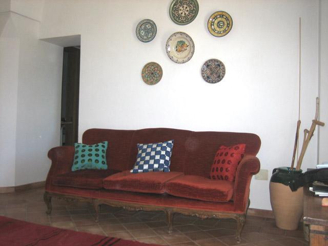 Particolari interni degli appartamenti in affitto