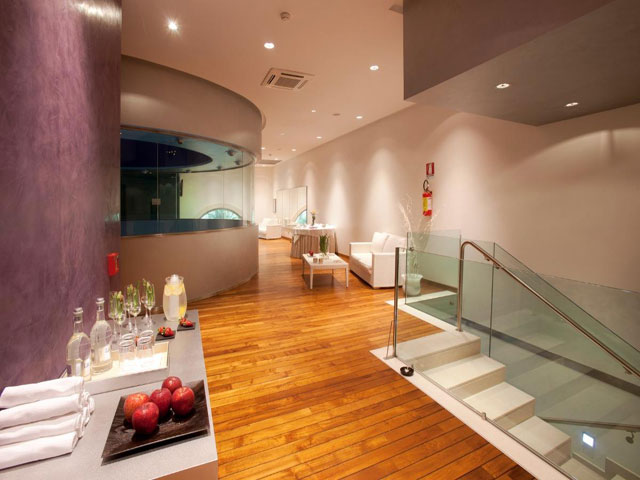 Eleganti ambienti di Arthotel & Park a Lecce