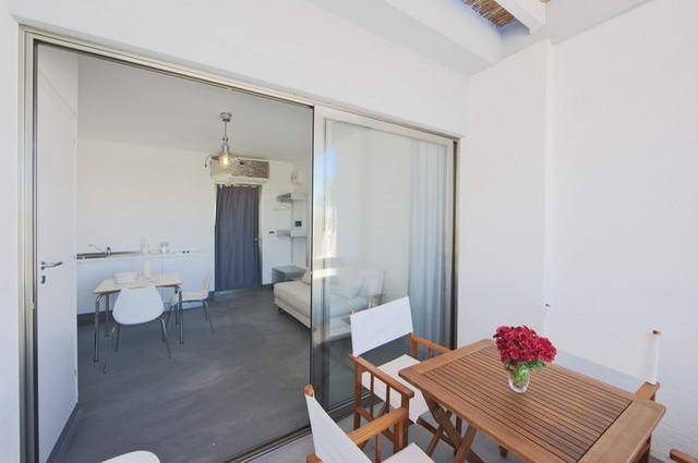 Appartamenti con spazio esterno