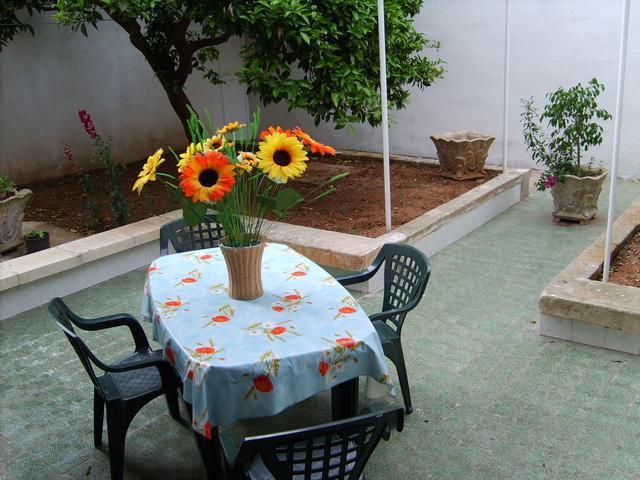 affitto di villetta con giardino e barbecue