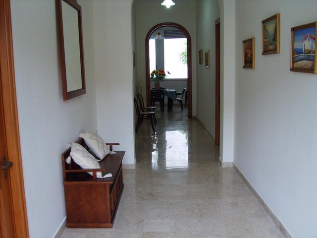 interni della villa a Calimera