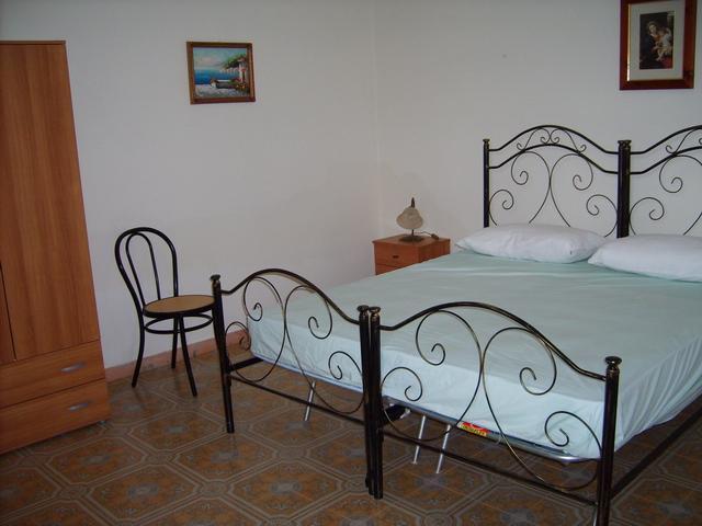 seconda camera da letto dell'abitazione
