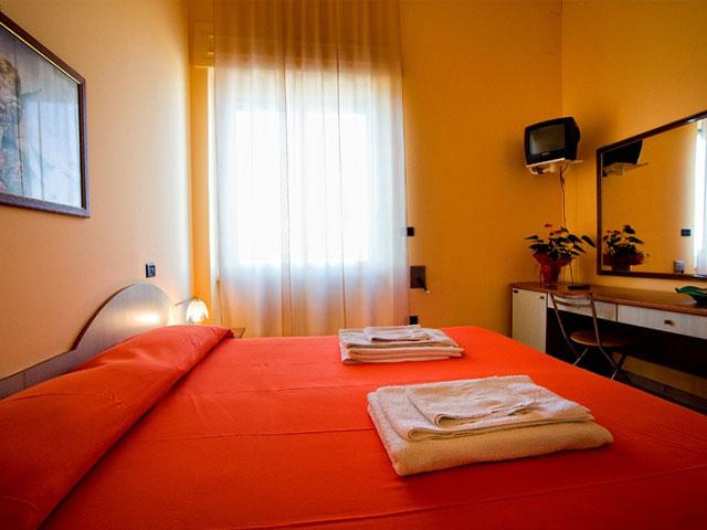 Camere dell'hotel La Plancia