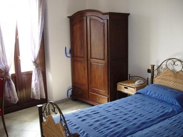 Interni delle camere in affitto con servizio di prima colazione per vacanze nel Salento