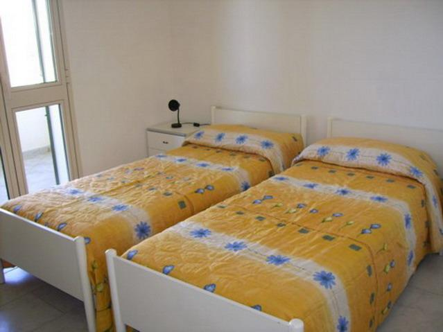 Camera con due letti doppi