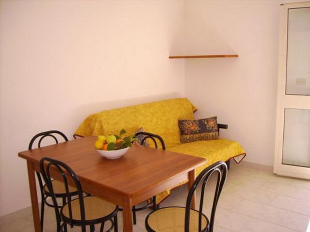 Sala da pranzo delle case vacanza