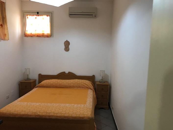 Camera matrimoniale nella casa vacanza di Gallipoli