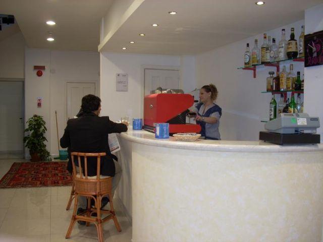 Bar all'interno dell' hotel