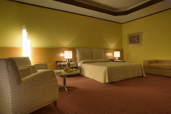 L'albergo dispone di 150 camere