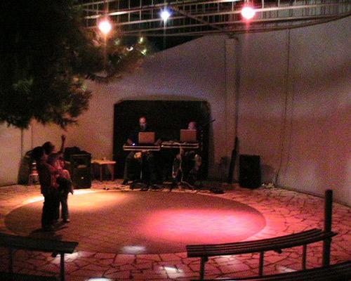 Spettacoli musicali all'interno del Residence Blumarine