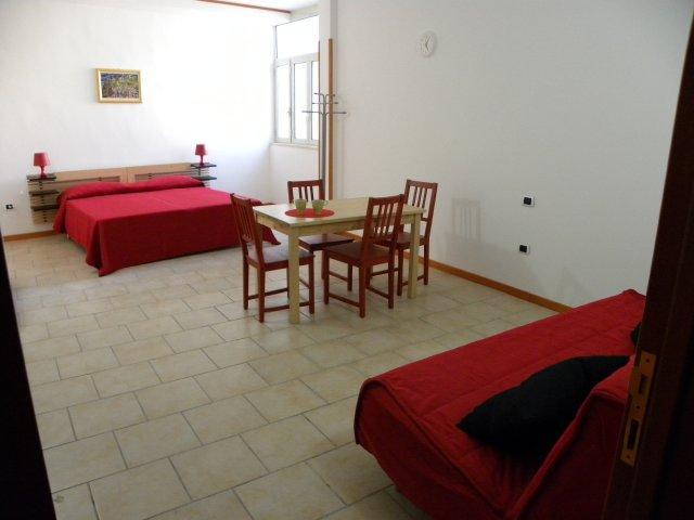 Vista dell'appartamento